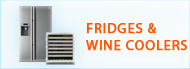Refrigerators and Wine Coolers
