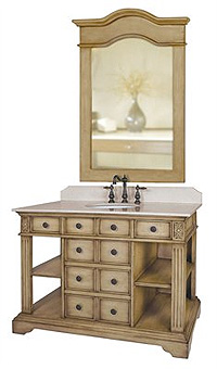 Bathroom Vanities by Belle Foret