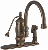 Kitchen Faucets by Belle Foret