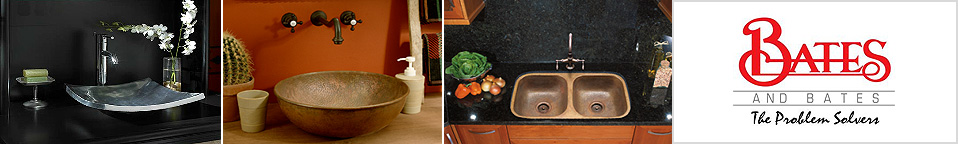 Bates and Bates Quality Kitchen and Bathroom Sinks