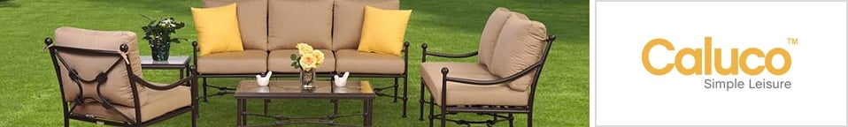 Caluco Outdoor and Patio Furniture
