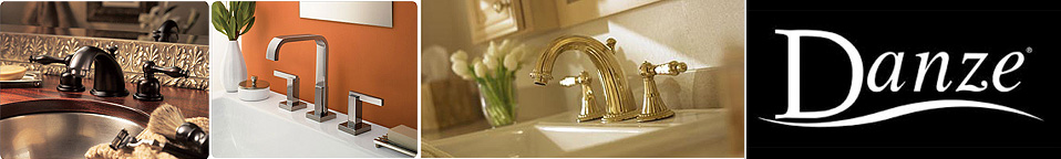 Danze Kitchen and Bathroom Sinks, Faucets, Vanities and more