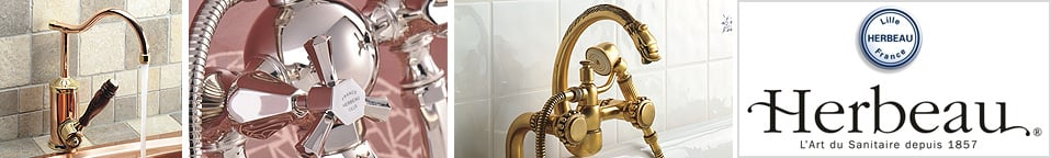 Herbeau Kitchen and Bathroom Sinks, Faucets, Vanities and more