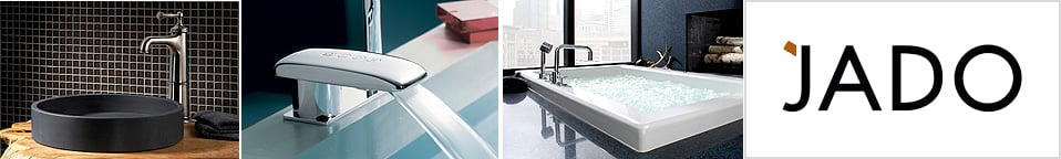 Jado Kitchen and Bathroom Sinks,Faucets, Toilets, Bidets and more