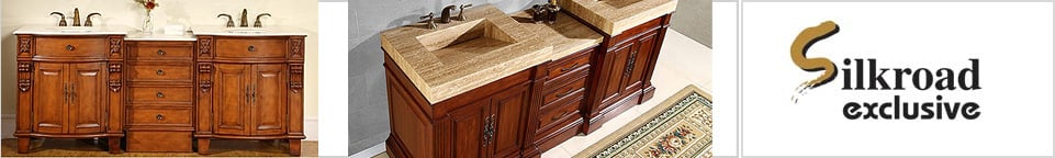 Silkroad Exclusive Bathroom Vanities