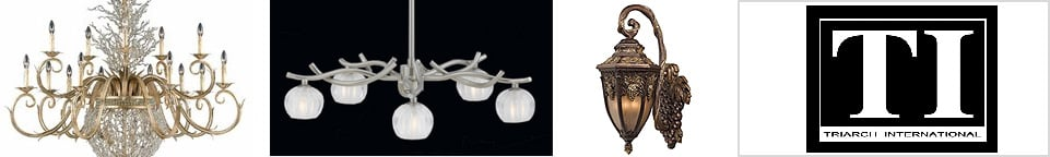 Triarch Lighting - chandeliers, flush mounts, wall sconces, outdoor Lighting and more.