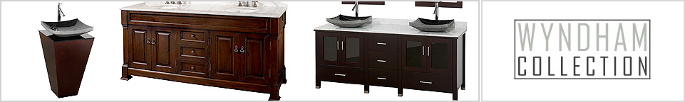 Wyndham Collection Bathroom Vanities and Bathroom Furniture