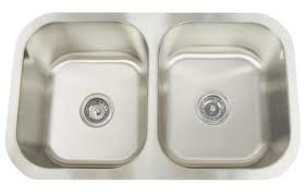 Double Bowl Artisan Kitchen Sink