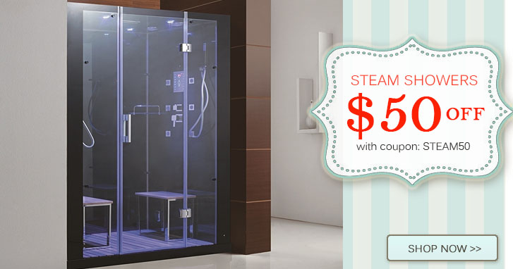 Bathroom Showers, Shower Panels, Shower Doors, Shower Heads, Shower ...