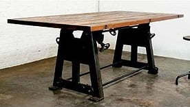 Nuevo Reclaimed Wood Dining Table