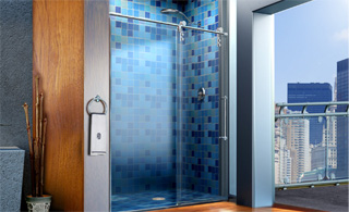Roda By Basco Glass Shower Doors