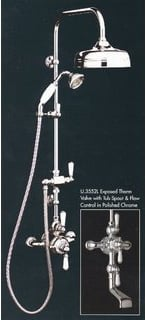 Rohl Bathroom Shower System